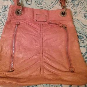 b makowsky - Orange Tote Bag, never used like new.